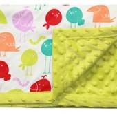 Одеяло детское двухсторонние из Микрофибры BabyOno