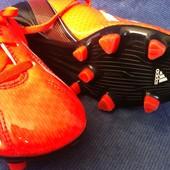 Детские кроссовки для футбола Adidas F50 (стелька - 19)
