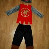 TU (5-7 лет) карнавальный костюм рыцаря