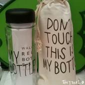 My Bottle (Май Ботл) бутылочки для напитков и десертов. Будь в тренде!