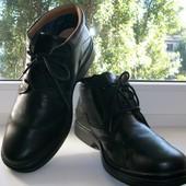 Ботинки мужские демисезонные натуральная кожа р.45