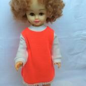 Кукла СССР Оля, 58 см