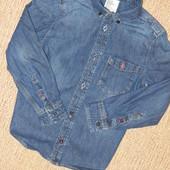 Рубашка Denim на 5-6 лет