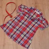 Стильная блузка Hau. A. на 3 - 4 годика