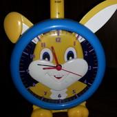 Детские часы Bunnу с будильником