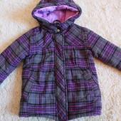Курточка-пальто 6 лет