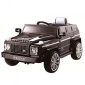 Детский электромобиль Джип M 3174 Ebr-2 Рендж Ровер, черный