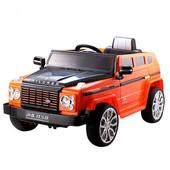 Детский электромобиль Рендж Ровер M 3174 Ebr-7, оранжевый