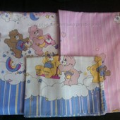 Красивый постельный комплект для малютки