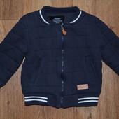 Демисезонная куртка,бомбер Rebel на мальчика 2-3года.92-98см.