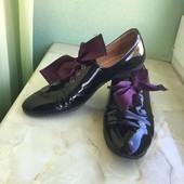 Лаковые туфли Respect