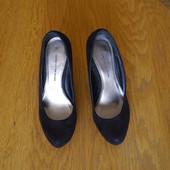 Туфлі  екозамш розмір 5/38 Doroti Perkins Стелька-25 см