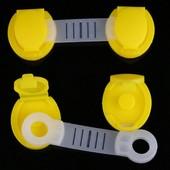 Защита для детей 65 грн -5 шт замки безопасности на мебель