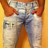 Очень ►стильные джинсы Cipo&Baxx (размер 33/32)