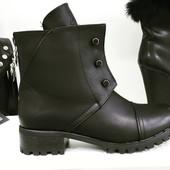 ботинки женские, сапоги, полусапоги демисезон, реплика Hermes