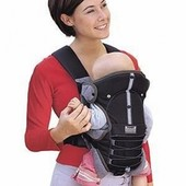 Рюкзак перноска кенгуру Tomy Freestyle с поддержкой спины