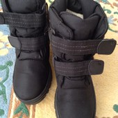 Зимові теплющі черевики Everest-36р(35)