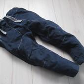 Котоновые штанишки на мальчика 1-2 года. Next