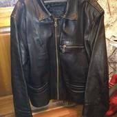 Курточка мужская натуральная кожа