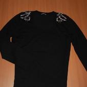 нарядный свитер размер л
