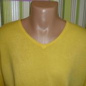 Пуловер желтый - Petroleum XXL -Британия!!!
