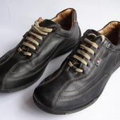 Кожаные туфли Carrera, р.41 – 26.5 см.