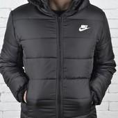 Мужская зимняя куртка 2 цвета