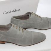 Мужские туфли фирма Calvin Klein (Келвин Кляйн), американск-10, 5 европейский 43, 5-44