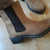 Ботинки Next р.35,5 нубук