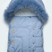 Конверты зимние, с опушкой и без, на меху, PolyTex, синтепон от 350 грн