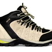 Мужские зимние кроссовки качественная замша (Let)