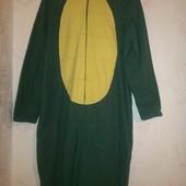 Пижама флисовая,мужская размер L