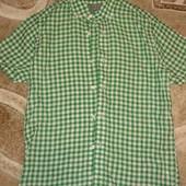 отличная брендовая льняная рубашка от Sfera Urban, р.М