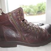 Кожаные ботинки Canyon Original 44 р.