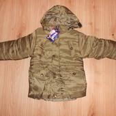Деми куртка на мальчика прим от 2-3-ех до 4 лет (точно см замеры, все детки разные)