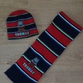 Набор шапка и шарфик Tomas 1-4 года