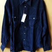 Мужская вельветовая рубашка Cold Method, с-м