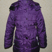 Пальто Vintage 7-8л(122-128см)Мега выбор одежды и обуви