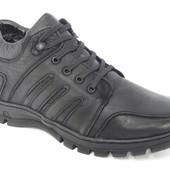 Мужские зимние ботинки 44, 45р   м18