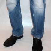 Ботинки 45 р кожа оригинал демисезон