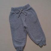 Спортивные штаны TU 1-1,5 года, рост- 80-86 см
