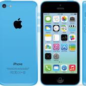 Смартфон apple iphone 5C 16gb LTE blue