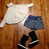 Стильные шорты Zara