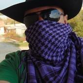 Фирменный стильный  Арафатка платок