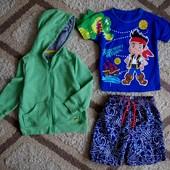 Фирменная одежда мальчику 3-6л