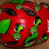 Защитный шлем на 3-7лет (48-53)