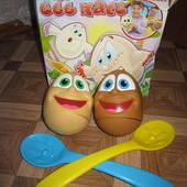 На 3+ Веселая игра На перегонки с Яйцами