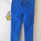 Вельветовые штаны скинни на девочку р.86-92 см Monkee Genes