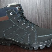 Мужские Зимние ботинки 2016 зима