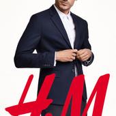 Двубортные пиджаки для мужчин и подростков S, M фирмы H&M Швеция